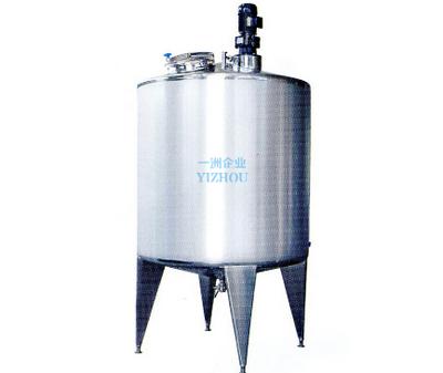 不锈钢储存罐应用中的优势