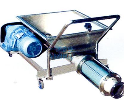 斗式螺杆泵