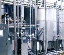 反渗透设备主要结构部位的工作原理